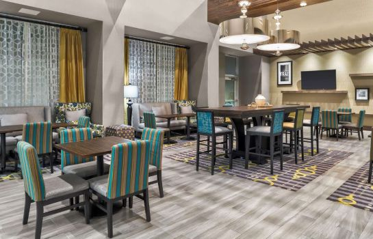 Restaurant Hampton Inn - Suites Los Angeles-Hollywood CA