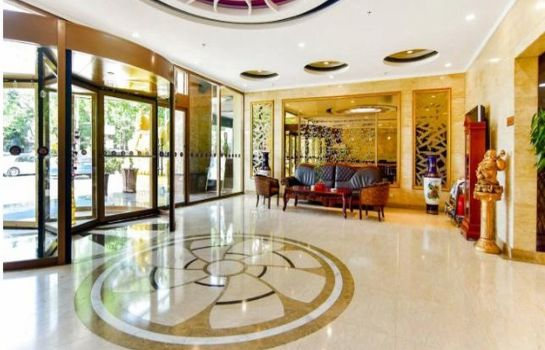 Vista interior Qingdao Dihao Business Hotel Mainland Chinese Citizens Only