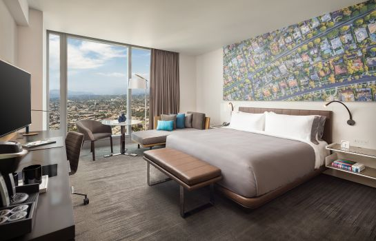 Kamers InterContinental Hotels LOS ANGELES DOWNTOWN