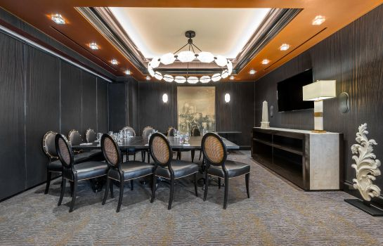 Conference room an Ascend Hotel Collection Member Curtiss Hotel