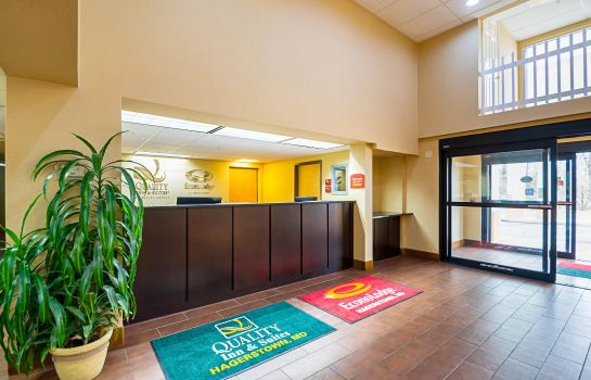 Hol hotelowy Econo Lodge Hagerstown