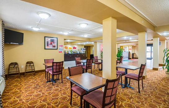 Restaurant Econo Lodge Hagerstown