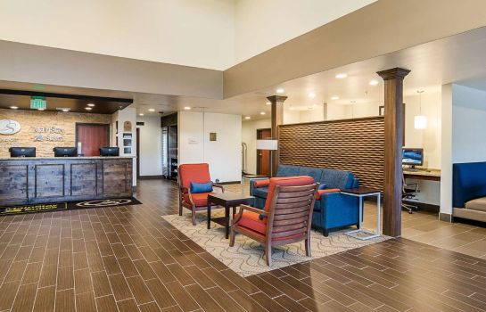 Hol hotelowy MainStay Suites Near Denver Downtown