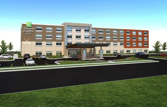 Vue extérieure Holiday Inn Express & Suites OWINGS MILLS-BALTIMORE AREA