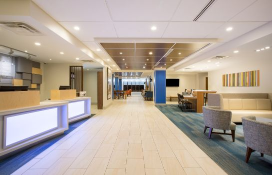 Hall de l'hôtel Holiday Inn Express & Suites OWINGS MILLS-BALTIMORE AREA