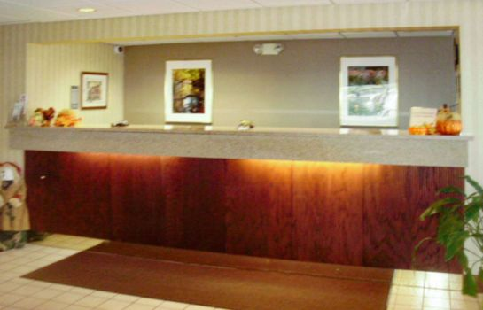 Hotelhalle Quality Inn & Suites Grayson