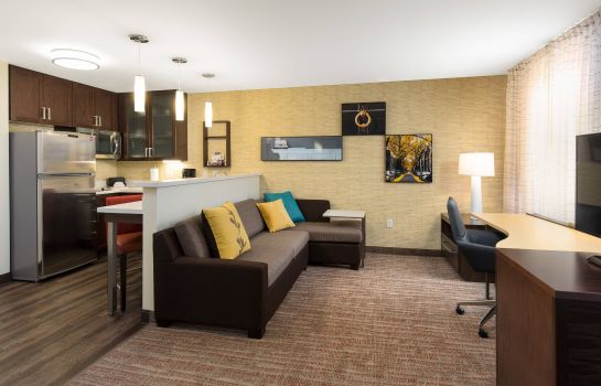 Suite Residence Inn Denver Stapleton