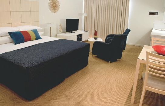 Habitación Waldorf Geraldton Serviced Apartments