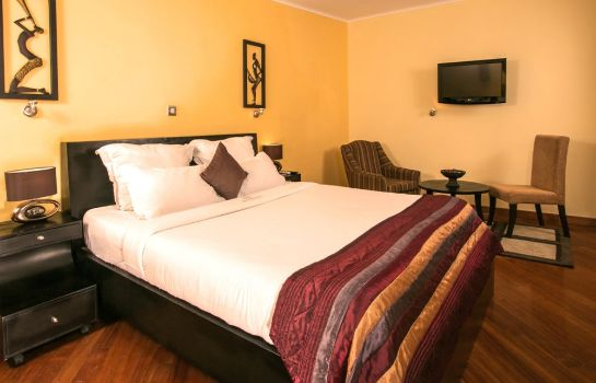 Kamers Hotel Bon Voyage Lagos CONNECT