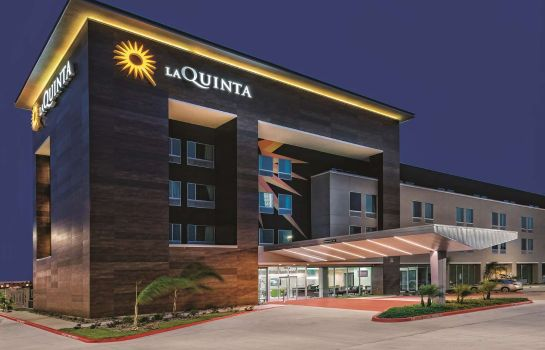 Buitenaanzicht La Quinta Inn Ste McAllen Convention Center