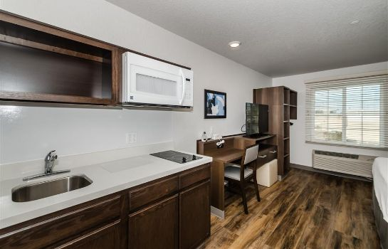 Chambre WOODSPRING SUITES CLEARWATER