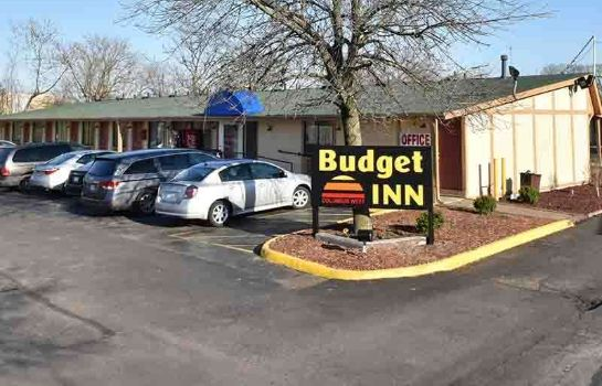 Vista esterna BUDGET INN COLUMBUS WEST