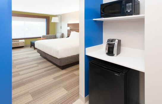 Info Holiday Inn Express & Suites STERLING HEIGHTS-DETROIT AREA