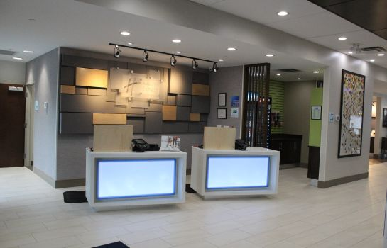 Hotelhal Holiday Inn Express & Suites MILLEDGEVILLE