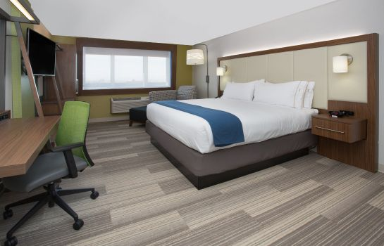 Kamers Holiday Inn Express & Suites MILLEDGEVILLE