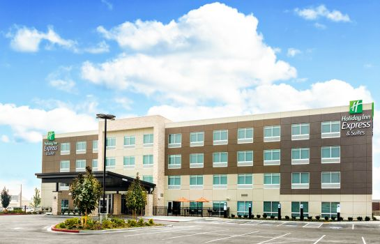 Vista esterna Holiday Inn Express & Suites PROSSER - YAKIMA VALLEY WINE