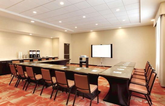 Conference room Hampton Inn St Albans VT
