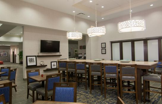 Restaurant Hampton Inn - Suites Tulsa Downtown OK