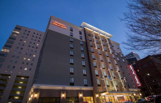 Info Hampton Inn - Suites Tulsa Downtown OK