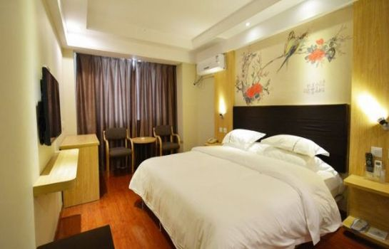 Eenpersoonskamer (standaard) Apple Inn Hotel (Chinese Only)