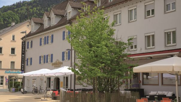Messmer am Kornmarkt Bregenz Four Star Hotel Tiscover