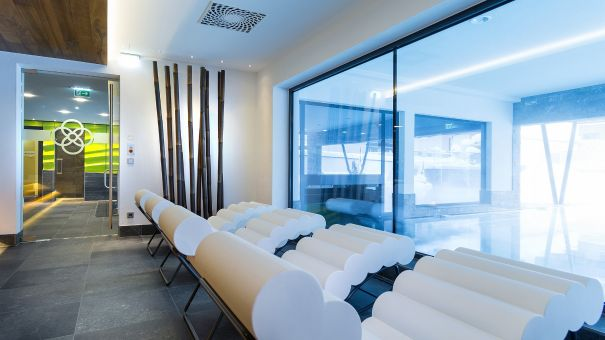 Alpinresort Sport & Spa, Saalbach-hinterglemm - Four Star Hotel ... 15 Sport Schwimmbad Designs
