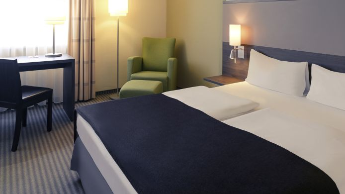 Double room (standard) Mercure Airport Hotel Berlin Tegel