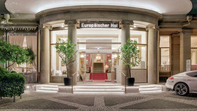 Hotel Europaischer Hof Heidelberg 5 Hrs Sterne Hotel Bei Hrs Mit
