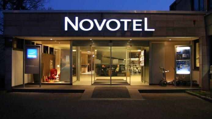 f52caaf8cc308d Hotel Novotel Nuernberg Messezentrum - 4 HRS star hotel in Nuremberg