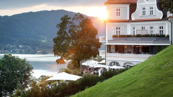 Hotel Das Tegernsee - 5 HRS Sterne Hotel: Bei HRS mit Gratis-Leistungen