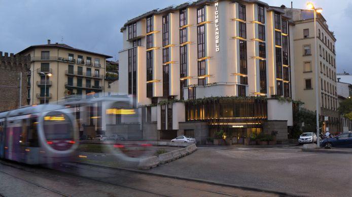 Starhotels Michelangelo Florenz - 4 HRS Sterne Hotel: Bei ...
