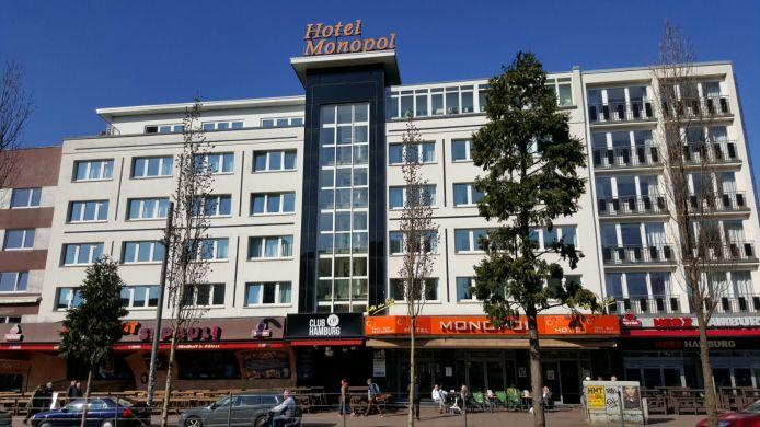 Cityhotel Monopol Hamburg 3 Hrs Sterne Hotel Bei Hrs Mit Gratis