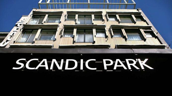 scandic park hotell stockholm