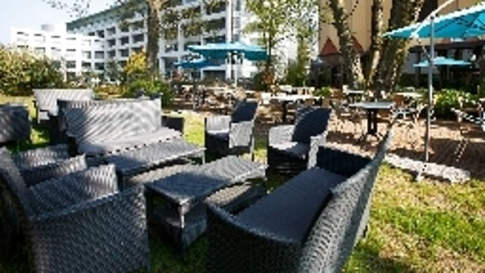 Terrasse NH Luxembourg