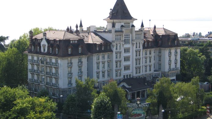 Picture Royal Savoy Hotel & SPA Lausanne