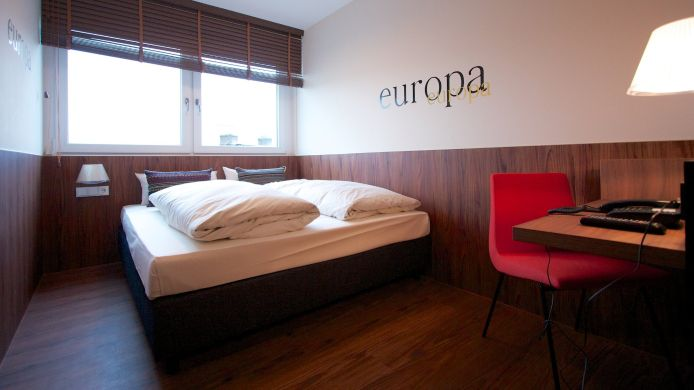 Double room (superior) Europa Life