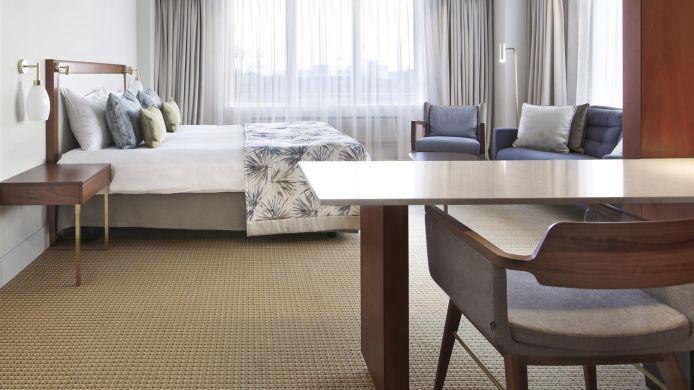 Hotel Okura Amsterdam Dokonaj Rezerwacji Z Hrs