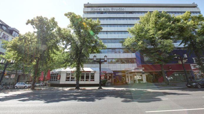 Concorde Hotel Am Studio Berlin 3 Sterne Hotel Bei Hrs Mit Gratis
