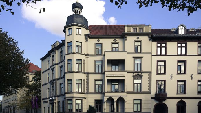 Exterior view Mercure Hotel Hannover City