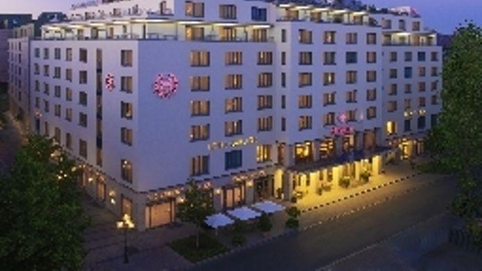 Sheraton Carlton Hotel Nuernberg Nurnberg 5 Hrs Sterne Hotel Bei