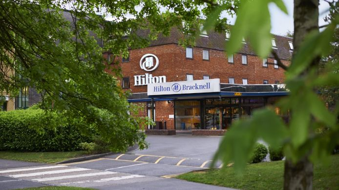 Hotel Hilton Bracknell 4 Hrs Star Hotel In Bracknell