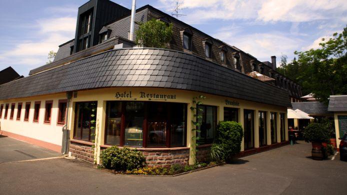 Hotel Blesius Garten 4 Hrs Star Hotel In Trier