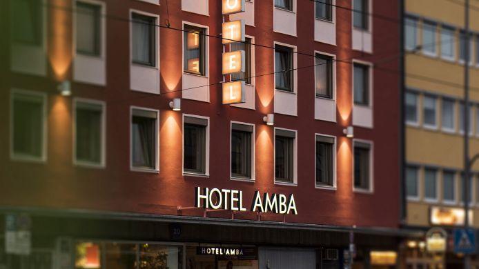 Hotel Amba Munchen 3 Hrs Sterne Hotel Bei Hrs Mit Gratis Leistungen