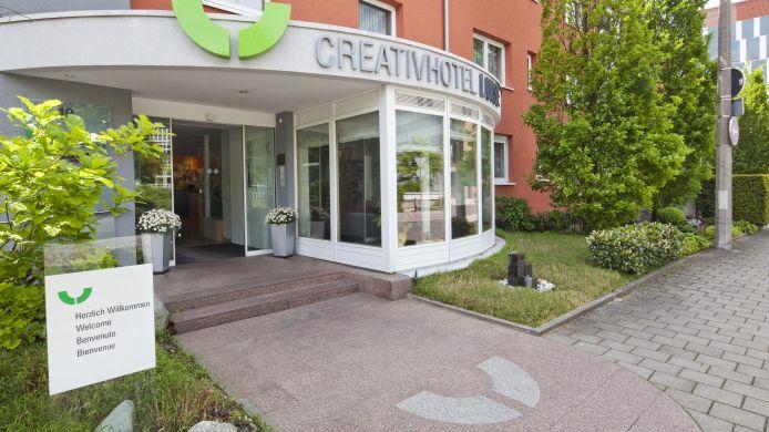 Luise Creativhotel Erlangen 3 Hrs Sterne Hotel Bei Hrs Mit Gratis