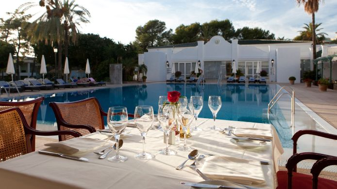 Restaurante 1 Los Monteros Spa & Golf Resort Hotel