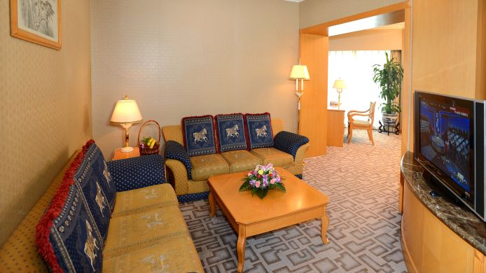 Junior Suite Xi Yuan Hotel Main Building (China Residence Only)
