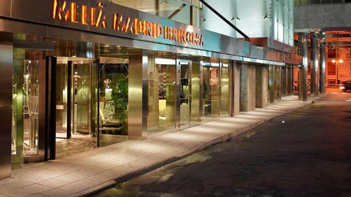 HOTEL MELIA PRINCESA MADRID