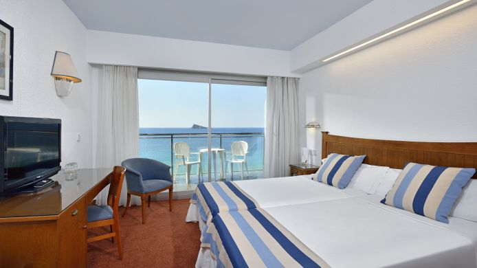 Zimmer mit Meerblick Sol Costablanca (adults only)