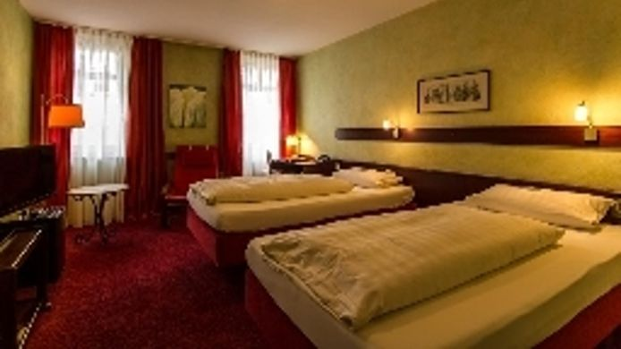 Chambre individuelle (standard) Stadt-Hotel
