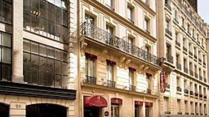 Vista esterna Star Champs Elysees Best Western